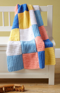 25 Snuggly Crochet Blanket Patterns For Beginners Allfreecrochetcom