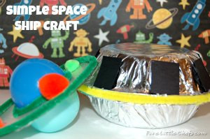 Original Outer Space Crafts