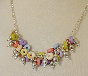 Sweet Tart Necklace and Bracelet Set