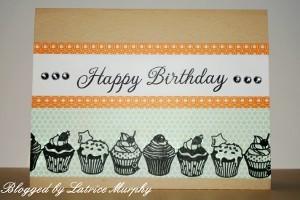 Simple and Sweet Birthday Card