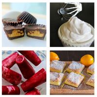 30 Five Ingredients or Less Easy Dessert Recipes