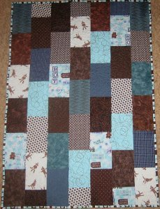 Baby Bricks Quilt Favequilts Com