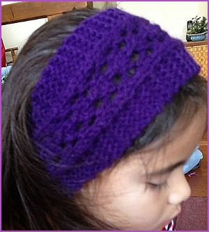 Easy Lace Headband