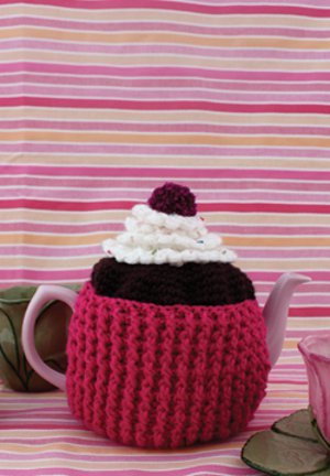 Sweet Cake Tea Pot Cozy