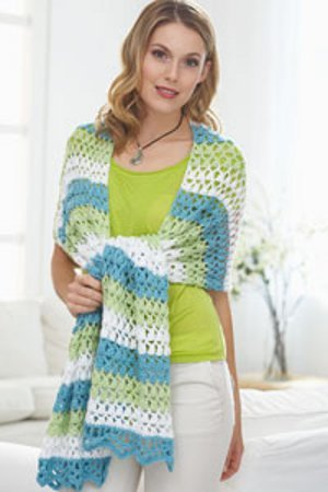 Sage One Skein Wrap Favecrafts Com