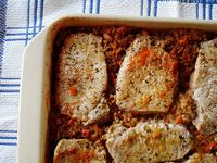 Glorified Pork Chop Casserole