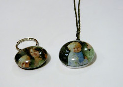 Precious Personalized Pendants