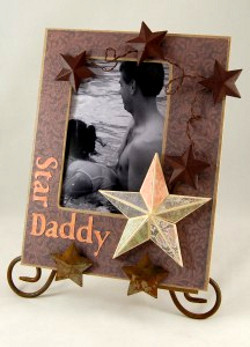 Star Daddy Frame
