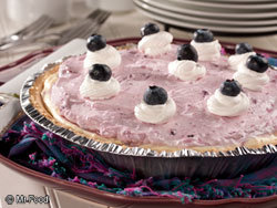 Quick 'n' Easy Blueberry Cheesecake