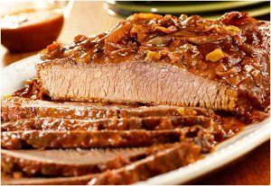 All Day Carolina Beef Brisket