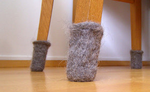 Knit Furniture Feet