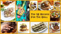 Top 12 Healthy Recipes For The Grill