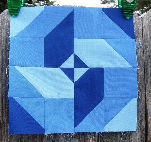 Going Dutch Friendship Star Block