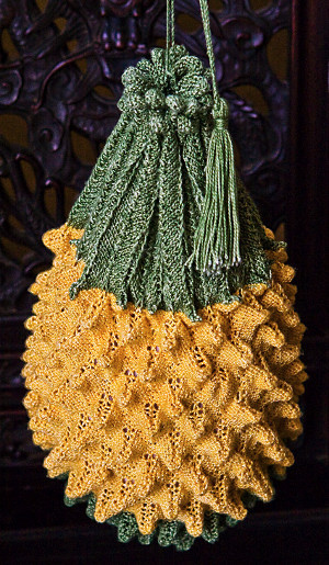 Jumbo Pineapple Bag