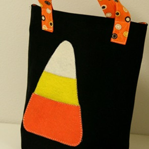 Easy Appliqued Tote Bag