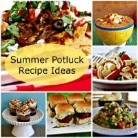 Summer Potluck Recipe Ideas: 35 Summer Slow Cooker Recipes