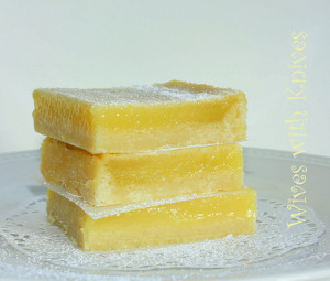 Sweet Lemon Bars