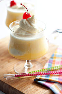 Homemade Dole Whip