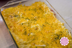 4 Ingredient Funeral Potatoes