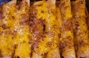 Gluten Free Chili Cheese Dog Bake