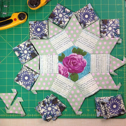 English Paper Piecing Prep
