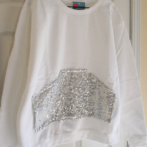Easy Sequined Pocket