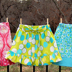 3-in-1 Simple Skirt Pattern