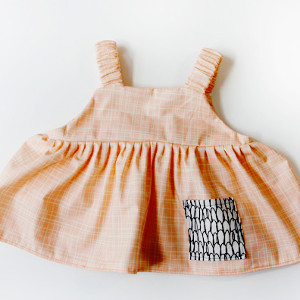 Cutie Pie Baby Dress