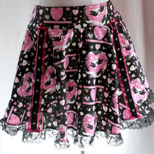 Super Sweet Circle Skirt