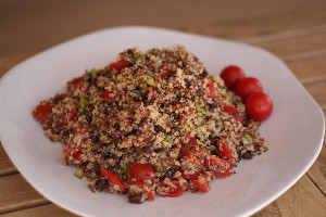 Mexican Quinoa Salads