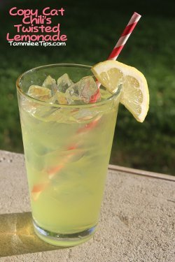 Copycat Chili's Twisted Lemonade