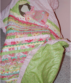 Princess Pea Blanket