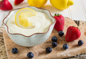 Quick and Easy Lemonade Dip