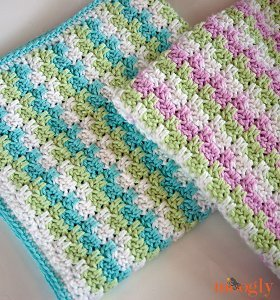 25+ Snuggly Crochet Blanket Patterns for Beginners