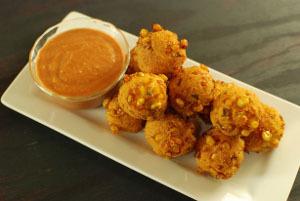 State Fair Corn Ball Recipe