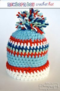 Quick-to-Stitch Baby Hat