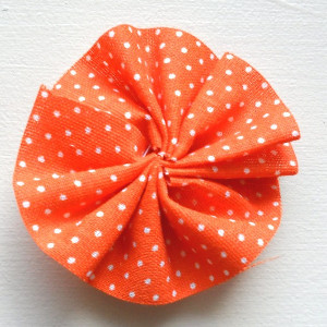 Easy Ribbon Flower Accessory