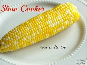 Outrageously Easy Corn on the Cob
