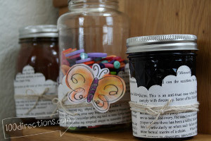 Mason Jar Dress-Up