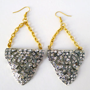 Lulu Frost Knockoff Earrings
