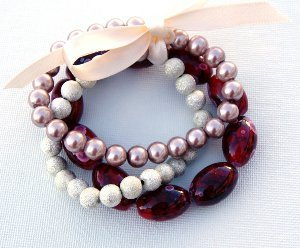 Extra Easy Beaded Bracelet