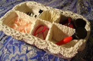 Fancy Spa Basket