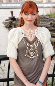 17 Free Crochet Shrug Patterns
