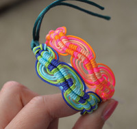 """How to Make Friendship Bracelets: 12 Fun Friendship Bracelet Patterns!"" eBook"