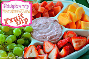 marshmallow fruit dip are fruit cups healthy