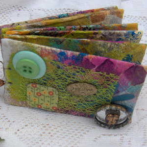 Mini Eco-Friendly Scrapbook