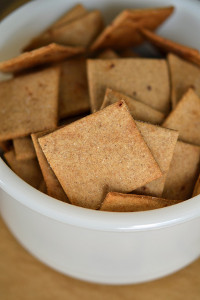 "Copycat ""Wheat"" Thins"