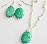 Treasures of the Ocean Jewelry Set