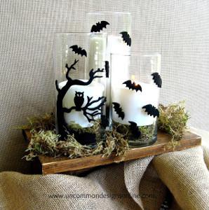 Freaky Felt Vases