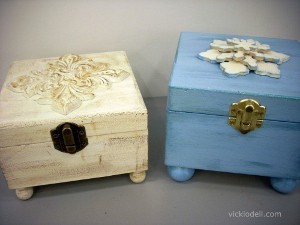 Christmas Keepsake Gift Boxes